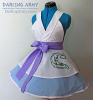 Haku - Spirited Away - Cosplay Pinafore by DarlingArmy