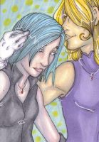 L and M ACEO by KorsithKoris