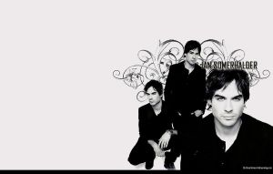 Ian Somerhalder by hazelxxx