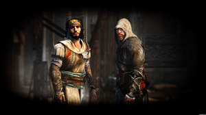 Assassin's Creed Revelations Yusuf and Ezio by ArteF4ct