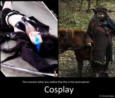 Cosplay by ChronaCosplay