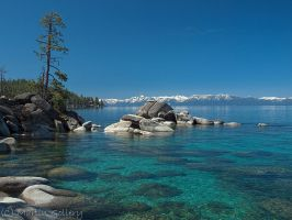 Tahoe Glass by MartinGollery