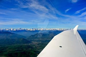 The Pyrenees by Nicshooter