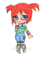 Nikka Chibi (SCANNED VERSION) by x-ArtsiEmi-x