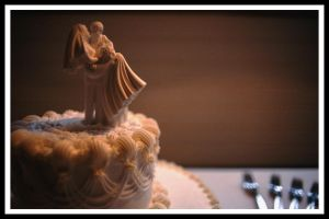 Wedding Cake by akyra