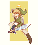 Skyward Link by GorryBear