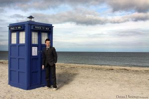 Doctor Who: A Man and a Box by MirroredSilhouettes