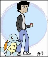 squirtle by ThePajaromuerto