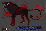 Wolf Hybrid Draw to Adopt ! - [CLOSED] RESULTS by x-aki
