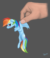 I hate you... by The1Xeno1