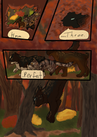 The Shadow of Dawn Page One by Bloodshadewolves