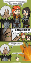 Pesky Mages by JPShieux