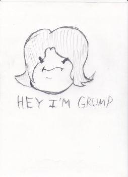 Grump by Zim-Roxo