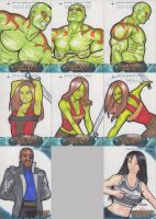 Guardians of the Galaxy '14 - 2 by Darke-Imp