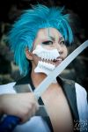 Bleach - Grimmjow Jeagerjaques 5 by LiquidCocaine-Photos