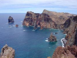 Madeira Coast by moodysue