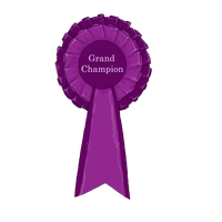 Grand Champion  by Lone-Onyx-Stardust