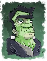Monster Mash Frank by JoeCostantini