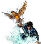 Percy Jackson Render(The son of Neptune) by tuibiel