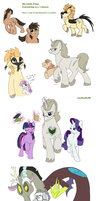 MLP Friendship is I dunno by SaritaWolff