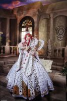 Trinity Blood Esther and Abel4 by JustMoolti