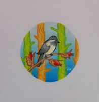 Chickadee by EhrenThibs