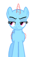 You messed with the WRONG pony... ~ Base by Akamalu