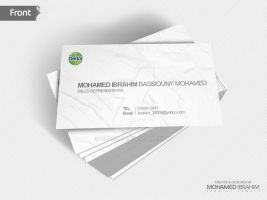 Business Card by SD2011