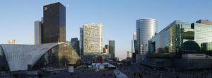 La defense - Paris - 2 by Telekinesy
