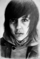 Oliver Sykes by ParadizeLily