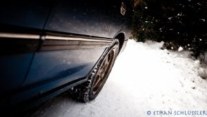 Drifting in the Snow by TheUniphotoghrpher
