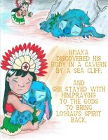 The Legend of Hi'iaka and Lo'hiau p5 by jackfreak1994