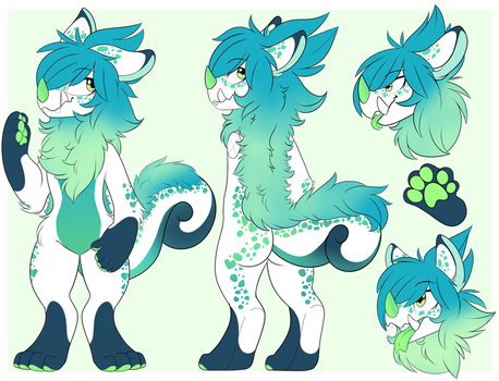 Zeen Reference by DayDreamSyndrom