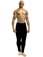 Male 001 by CrazyDreamer1-Stock