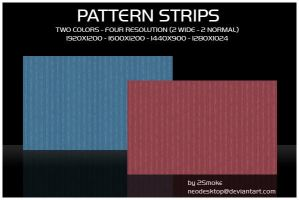 Pattern Strips by neodesktop