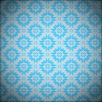 Blue-vector-pattern by vectorbackgrounds