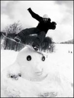 SnowboardPhotoManip by Gravitee