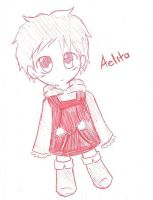 Aelita by mangafreak77