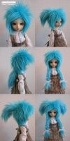 KarmaCat: Verse 1- Turquoise by Revilis