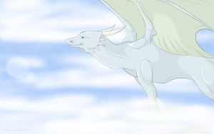 Soaring by Zilla-Hearted