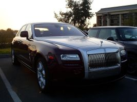 Rolls Rce 200EX V12 Twin Turbo by Partywave