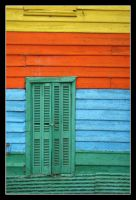 Urban colors 2 by thebullfrog