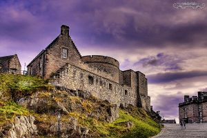 Edinburgh castle2 by Wintertale-eu