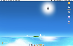 Desktop Screenshot by splat