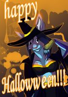 HAPPY HALLOWEEN + video link added by Silverbloodwolf98