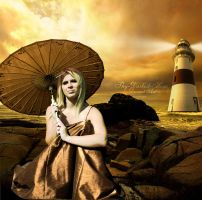 The Lighthouse by this-darkest-hour