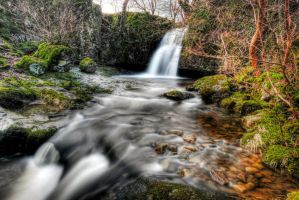 Gastack Beck by crowthius