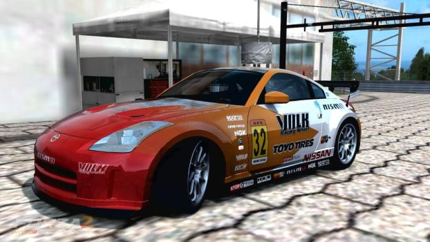 Forza Cover 350z - 2 by JDM-R4C3R