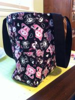 Skelanimals Bag View 1 by ByWendyG