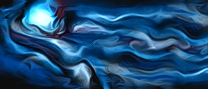 Abstract Smudge Tag V2 by NickchouBG